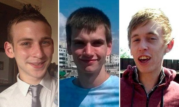 Jack Taylor, Daniel Whitworth, Anthony Walgate