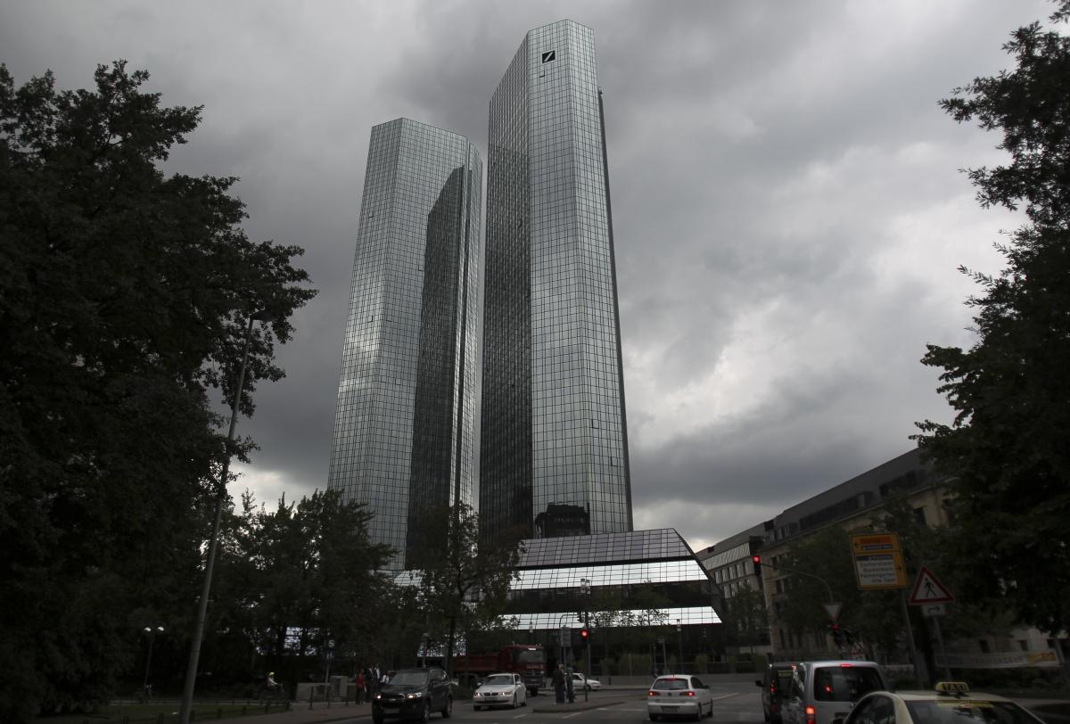 Deutsche Bank headquarters, Frankfurt