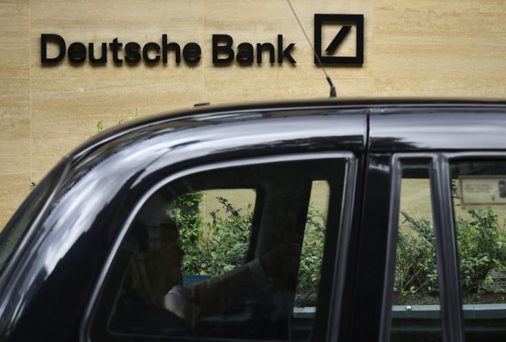 Deutsche Bank building, London