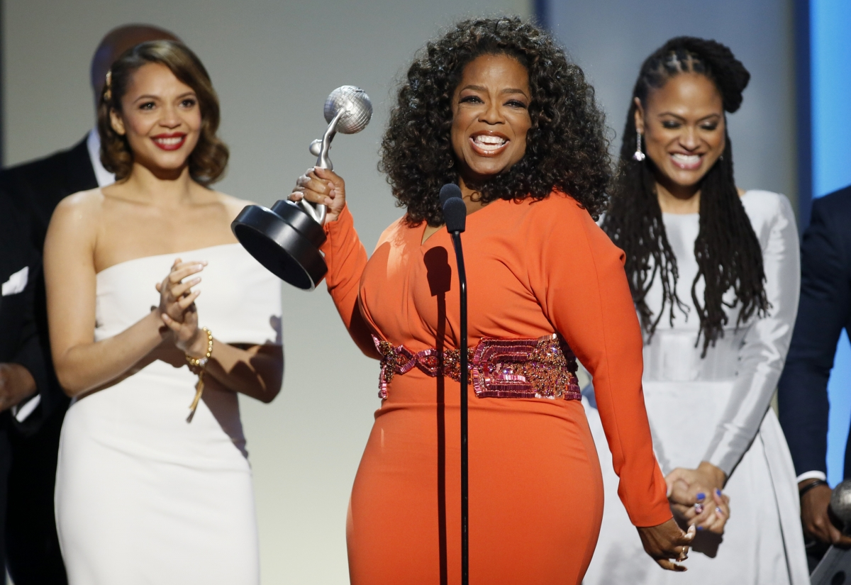 Oprah Winfrey acquires 10% stake in Weight Watchers and profits by $45m in a single trading session.