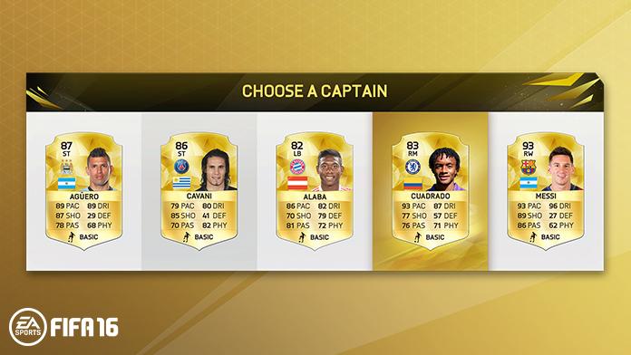 best fifa 16 ultimate team