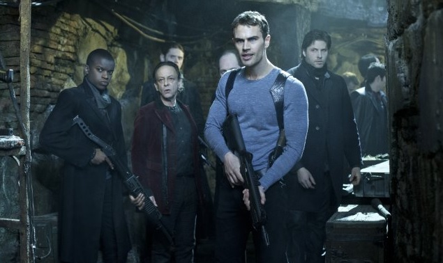 Theo James in Underworld: Awakening
