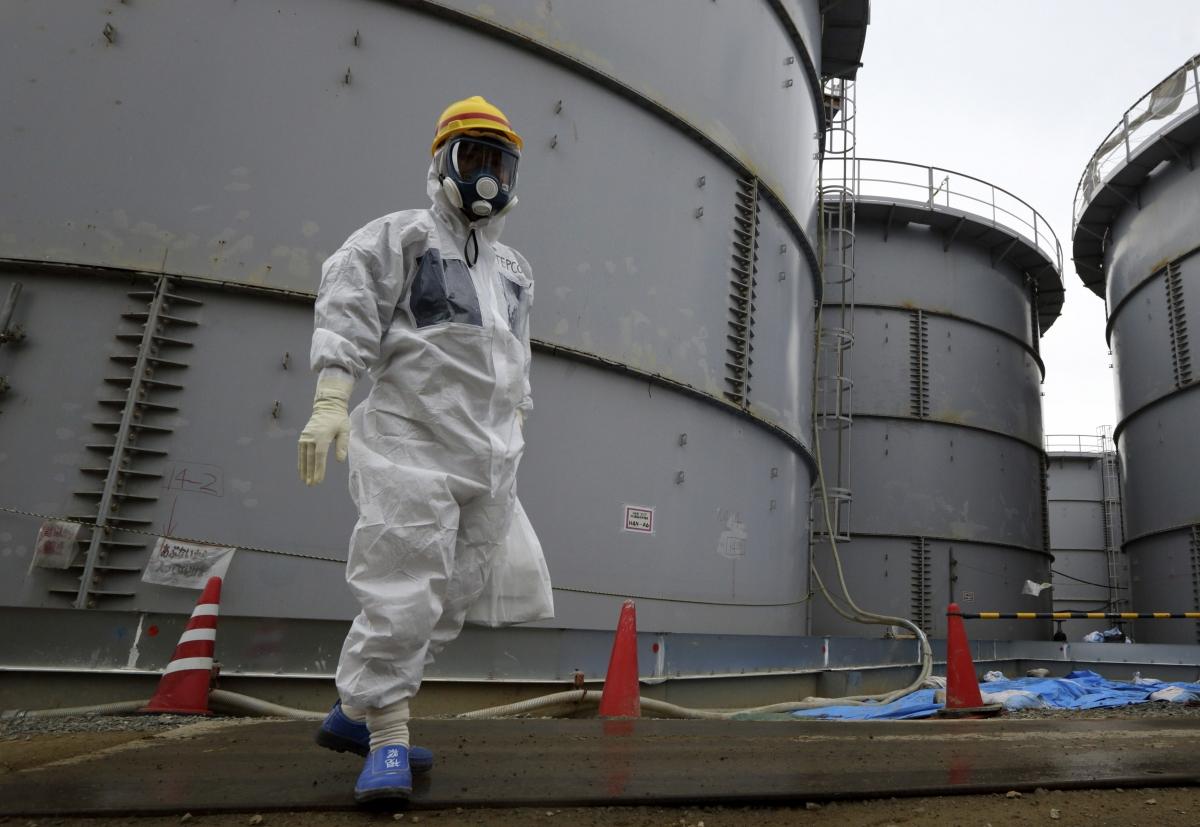 TEPCO Fukushima Daiichi nuclear power plant Cancer