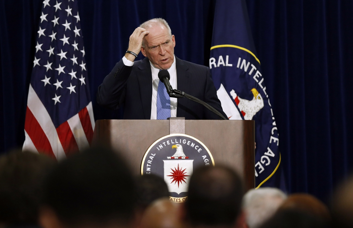 cia director email hack