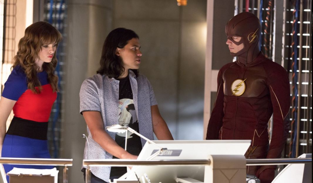 Flash season 2 episode 3