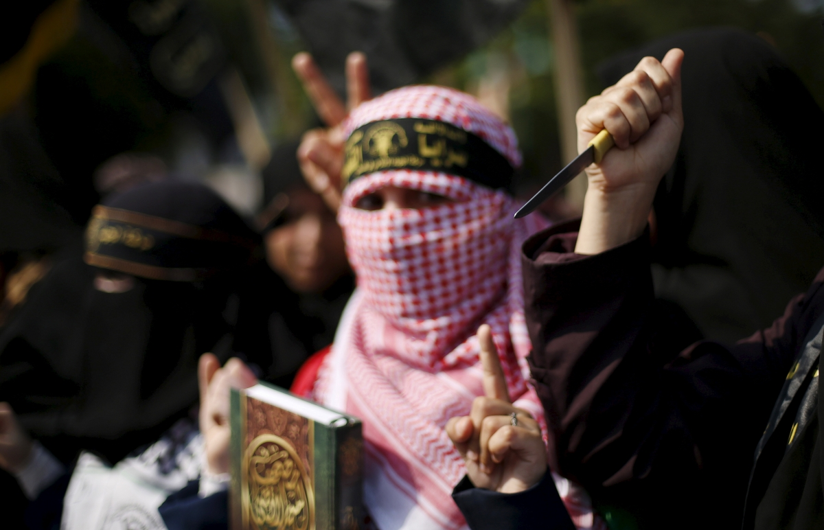 Palestinian knife intifada