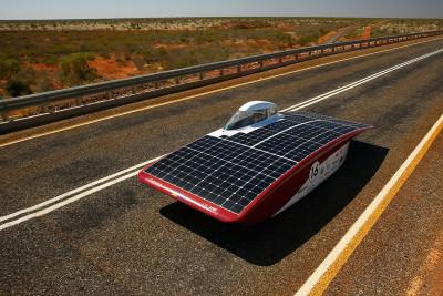 World Solar Challenge 2015