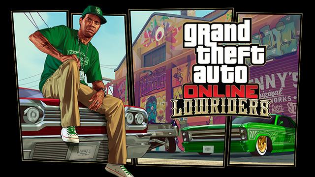 GTA Online: Lowriders DLC