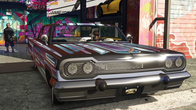 GTA 5 Online: Lowriders DLC now available for download