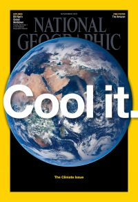 National Geographic climate change