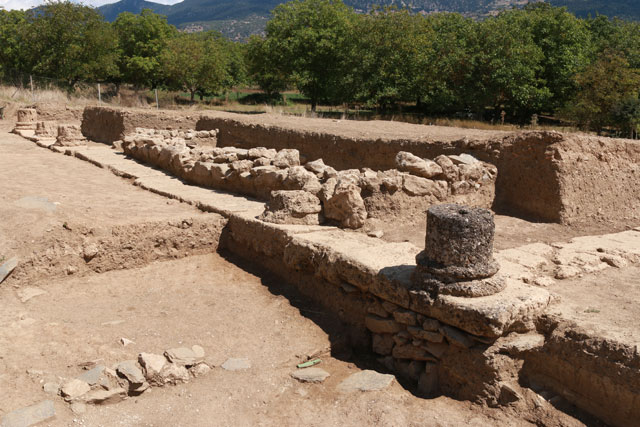 ancient greek sanctuary