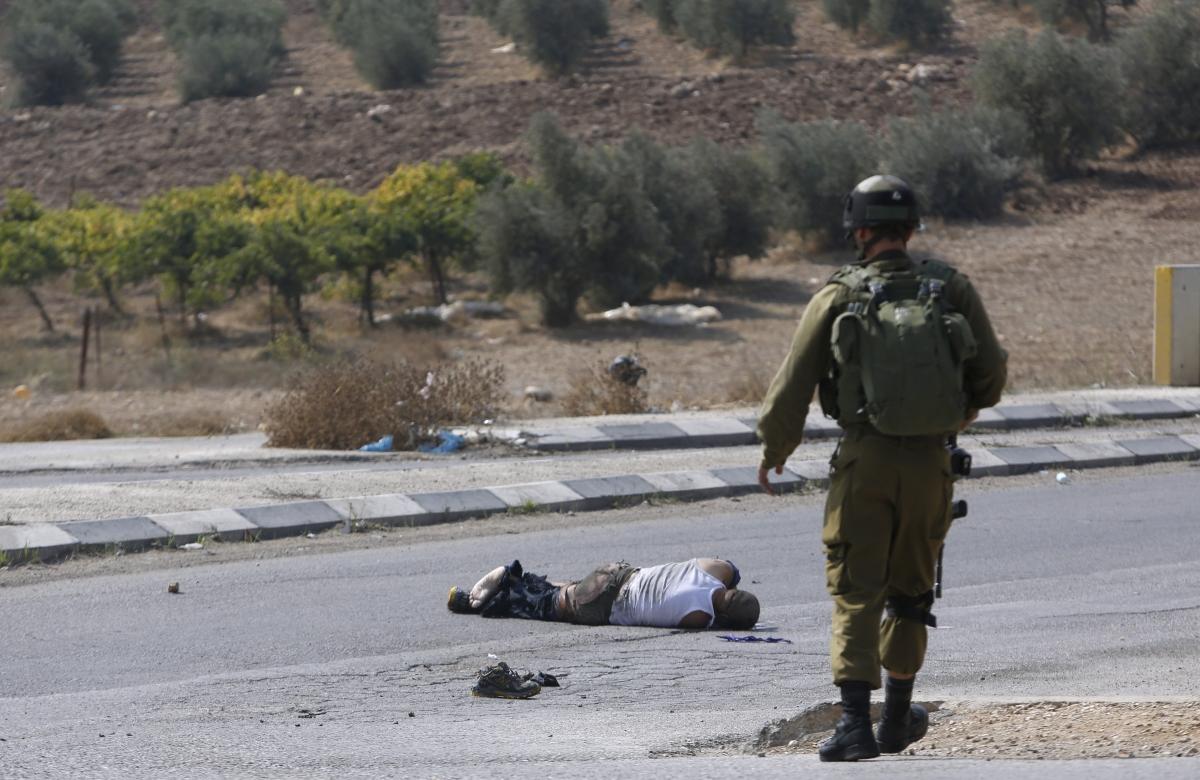 Israel Palestinian violence