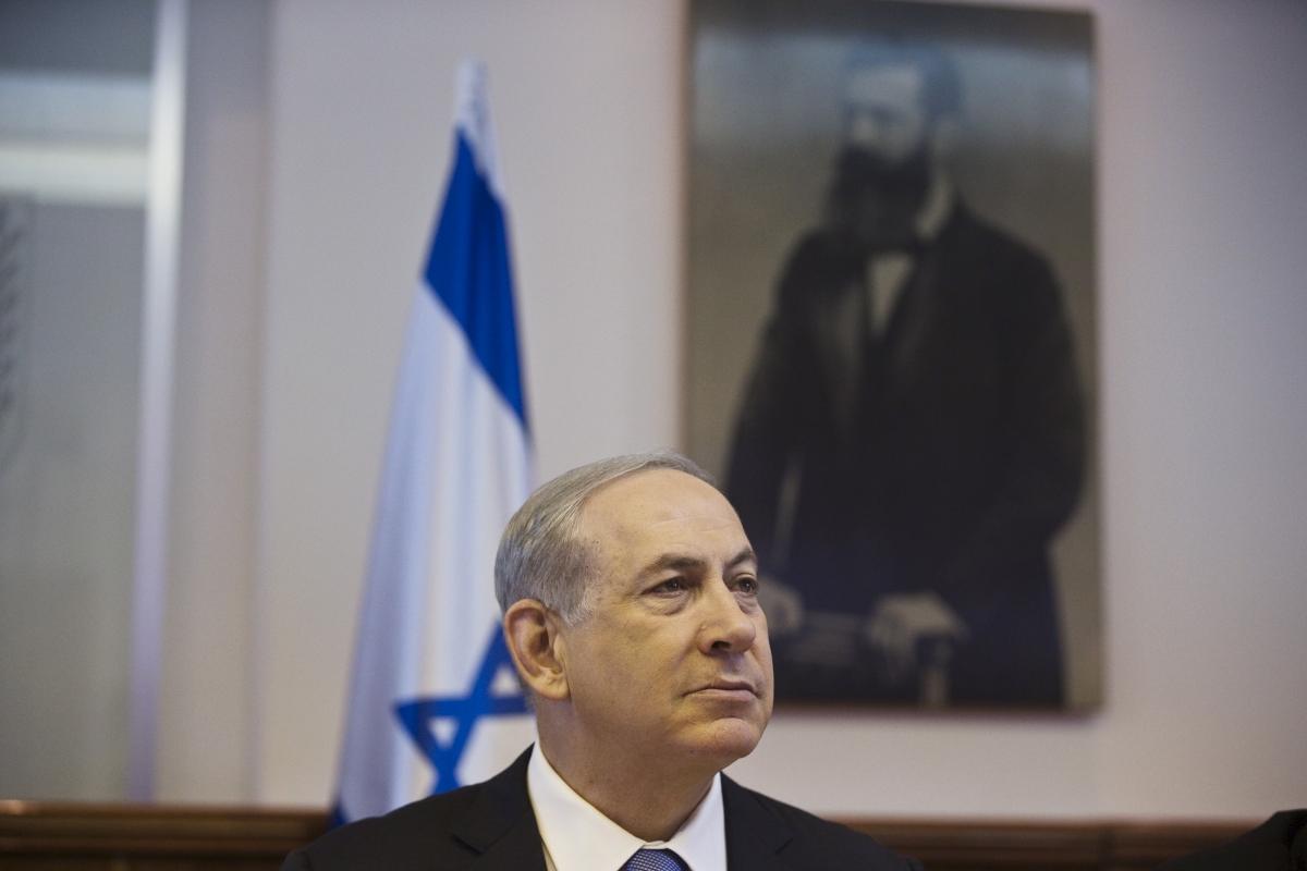 Netanyahu Hitler comment