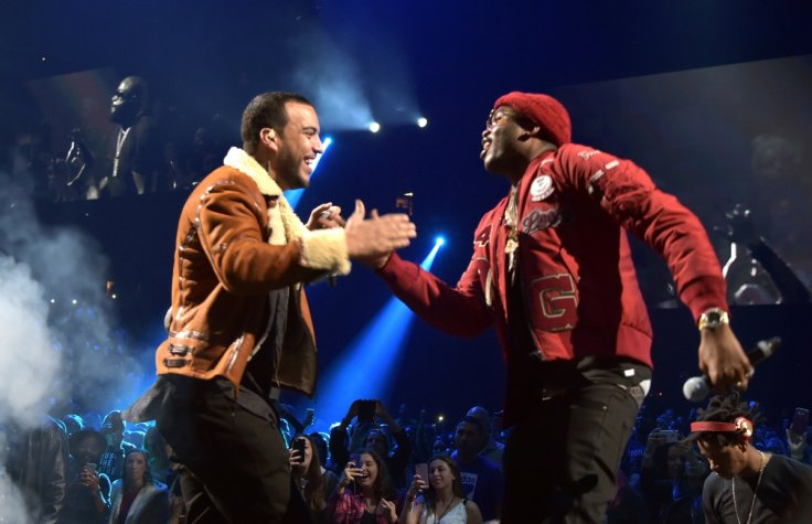Meek Mill and French Montana