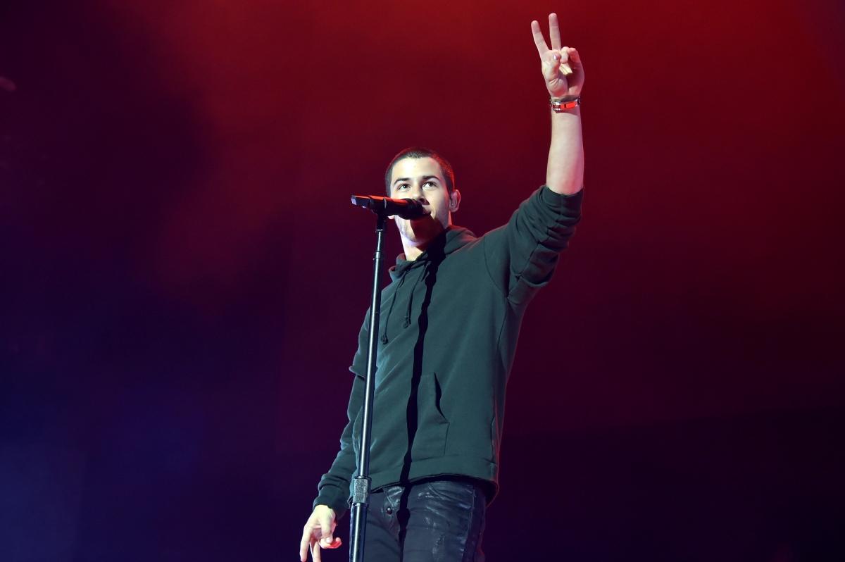 Nick Jonas Tidal