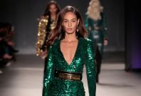 Joan Smalls Balmain x H&M