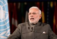 Prime Minister Narendra Modi in Paris