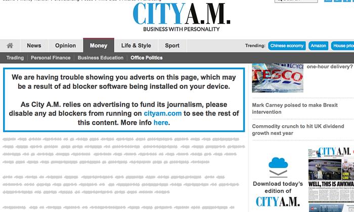 city am adblock ad blocker