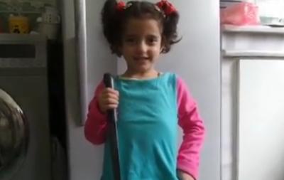 Memri girl knife video