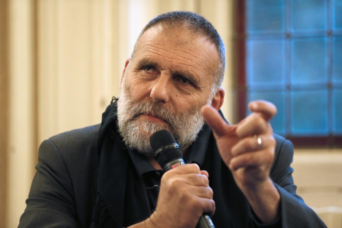 Father Paolo Dall'Oglio