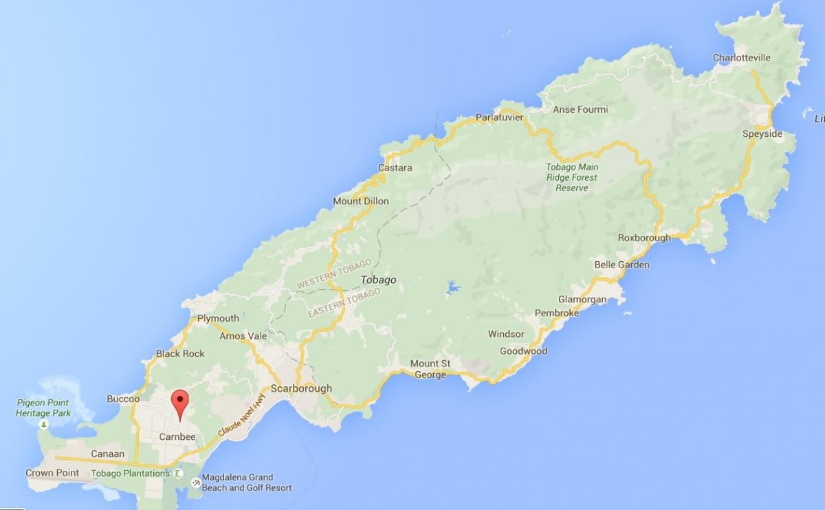 Tobago murder Richard Wheeler