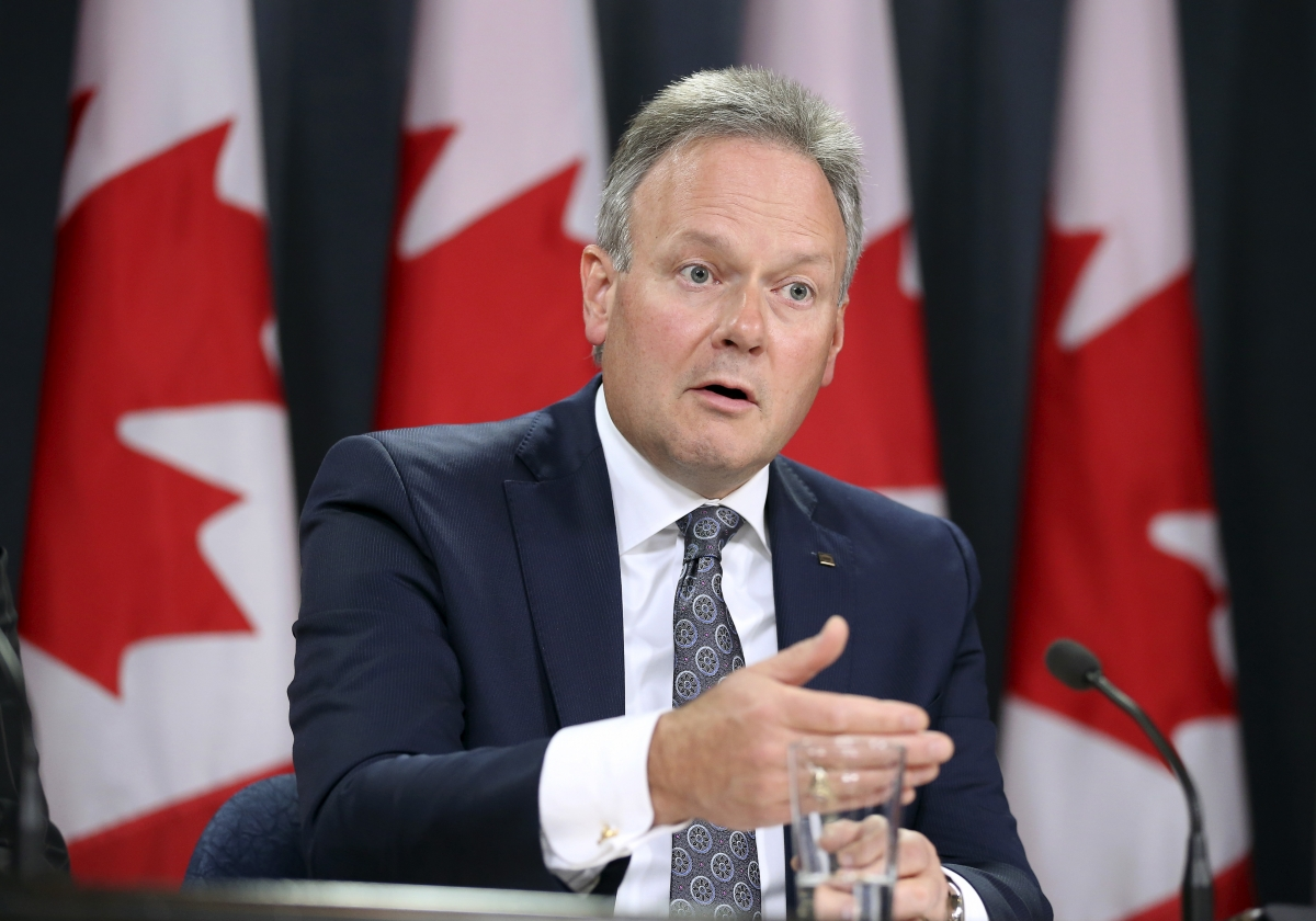 Bank of Canada downgrades economic outlook for 2017 but holds interest rates