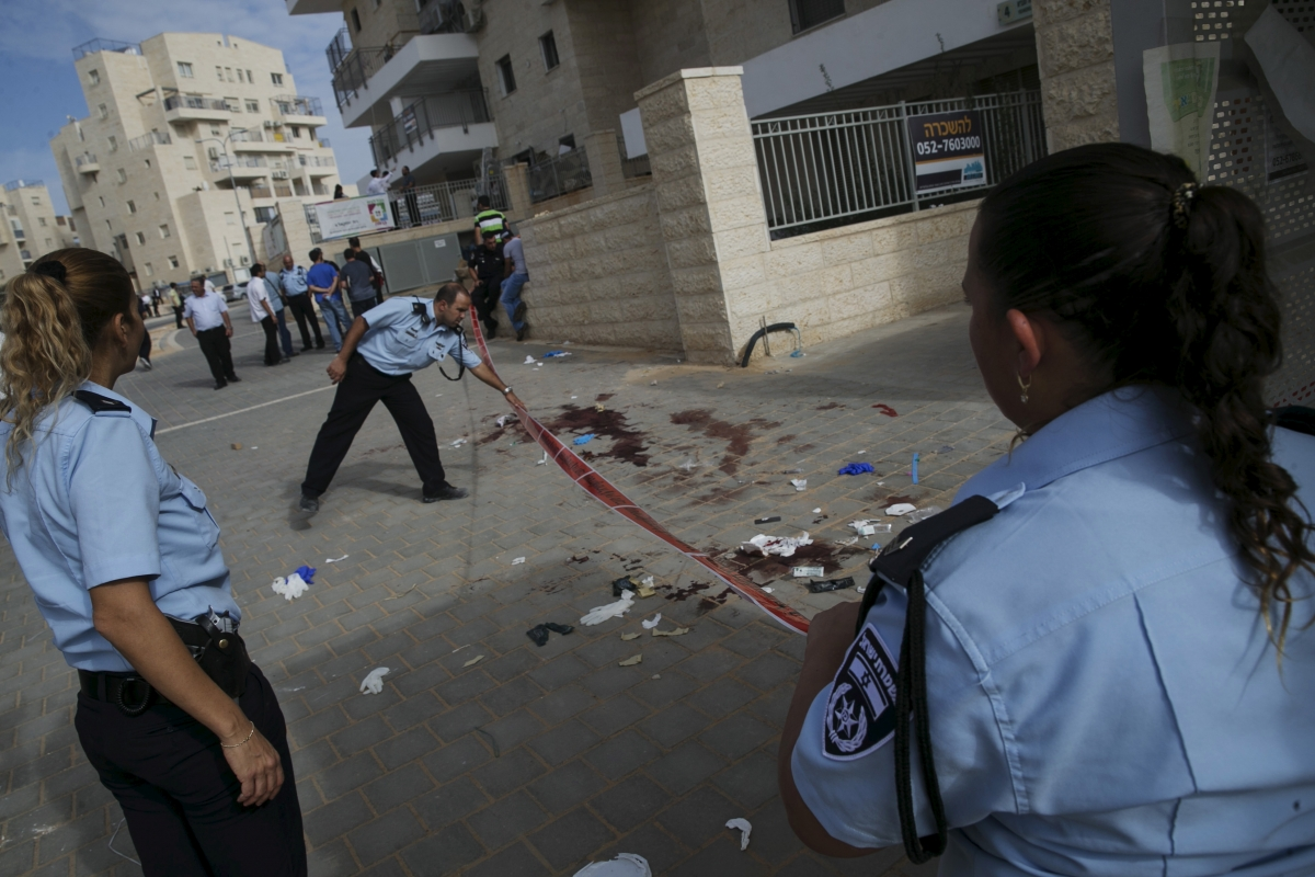 Israel stab attack