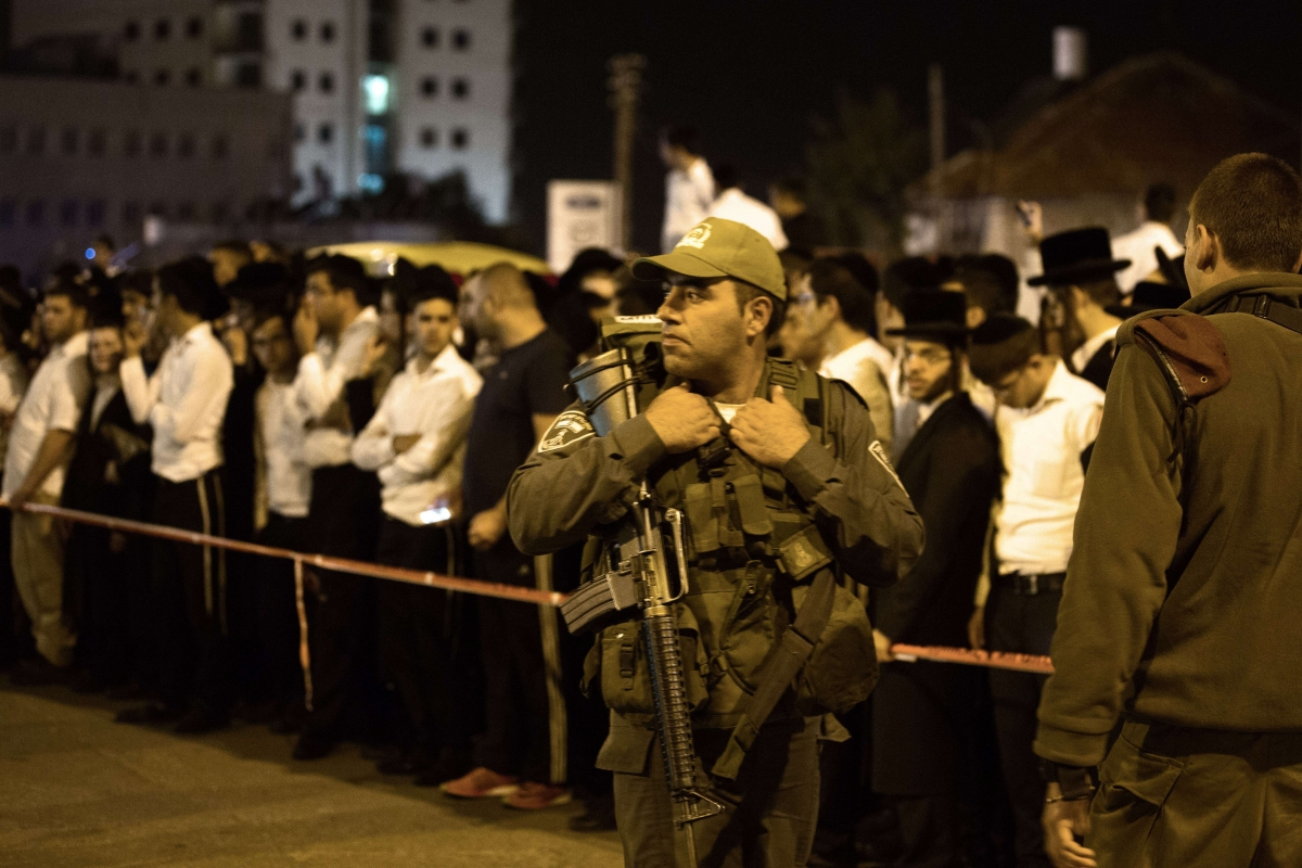 Israeli man shot dead in Jerusalem