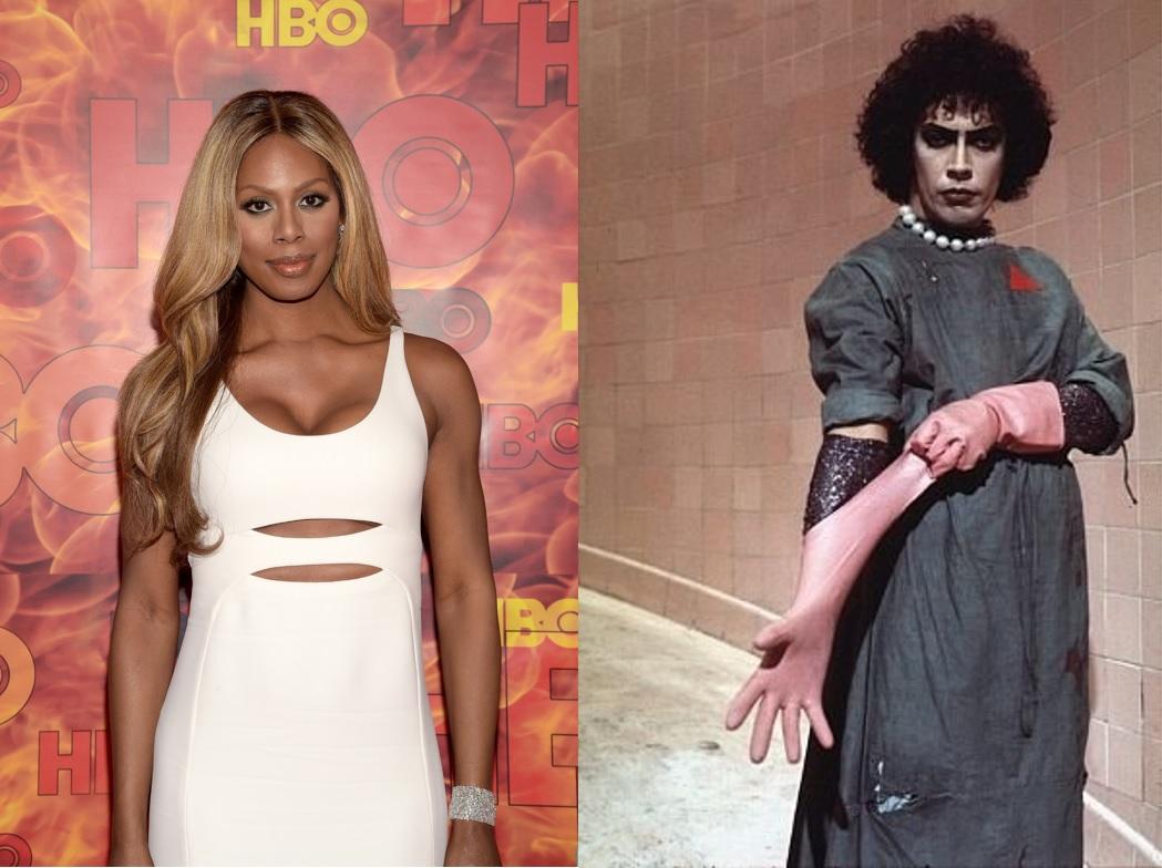 Laverne Cox to Play Frank-N-Furter in Fox's Rocky Horror' Reboot