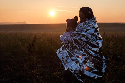 Migrants Serbia Croatia