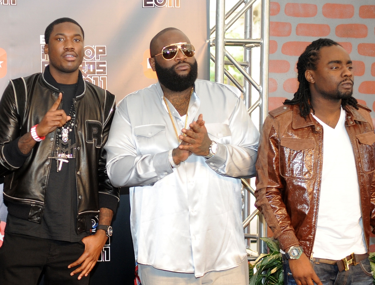 Meek Mill and Wale