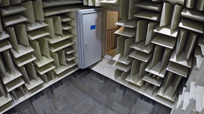 Quietest place in the world Microsoft