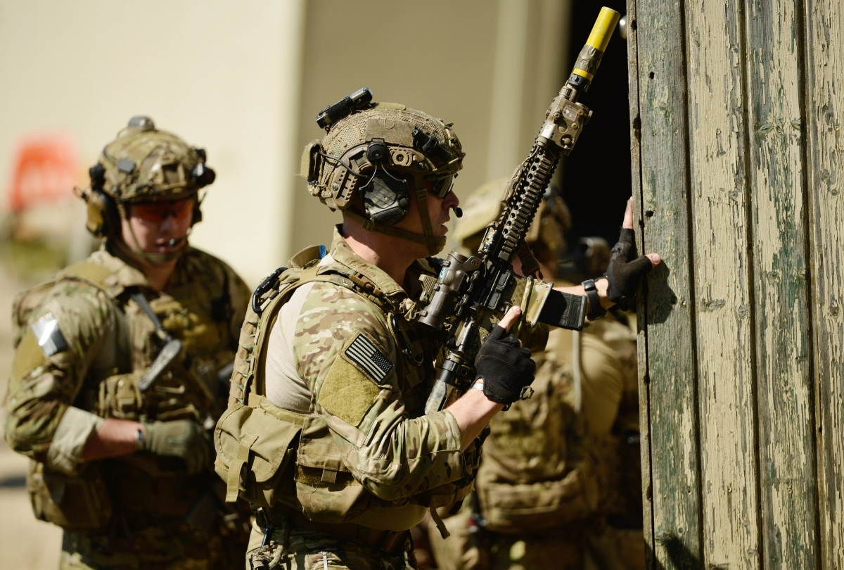 US special forces operation