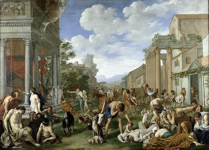 plague of philistines