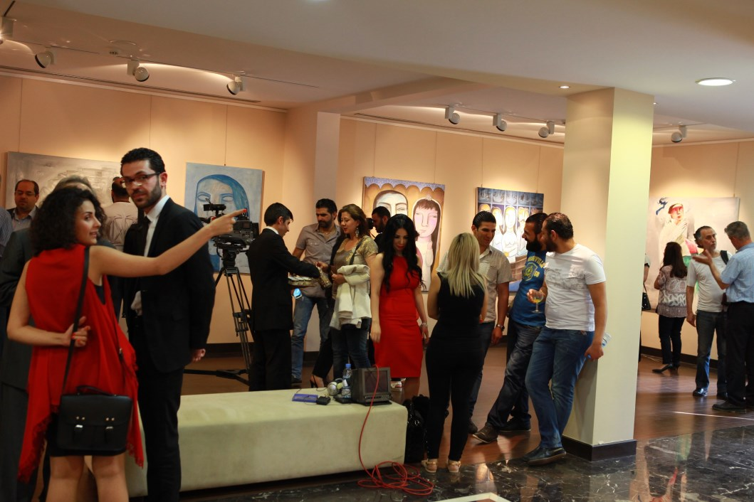 Tajalliyat Syira Damascus art gallery