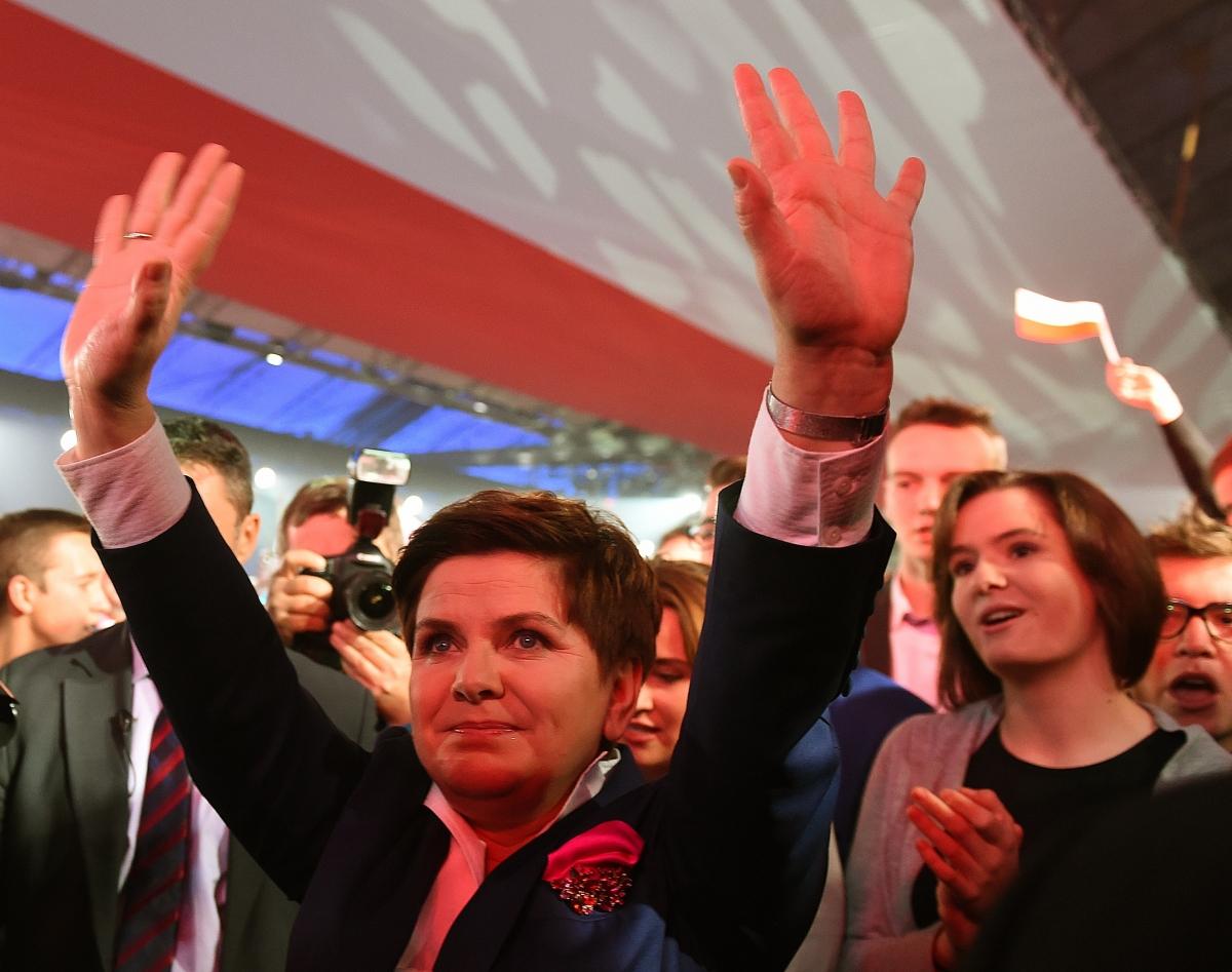 Beata Beata Szydlo
