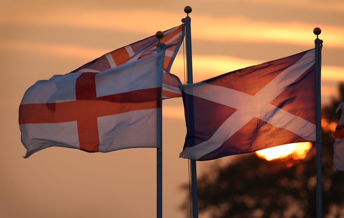 Flags of the UK