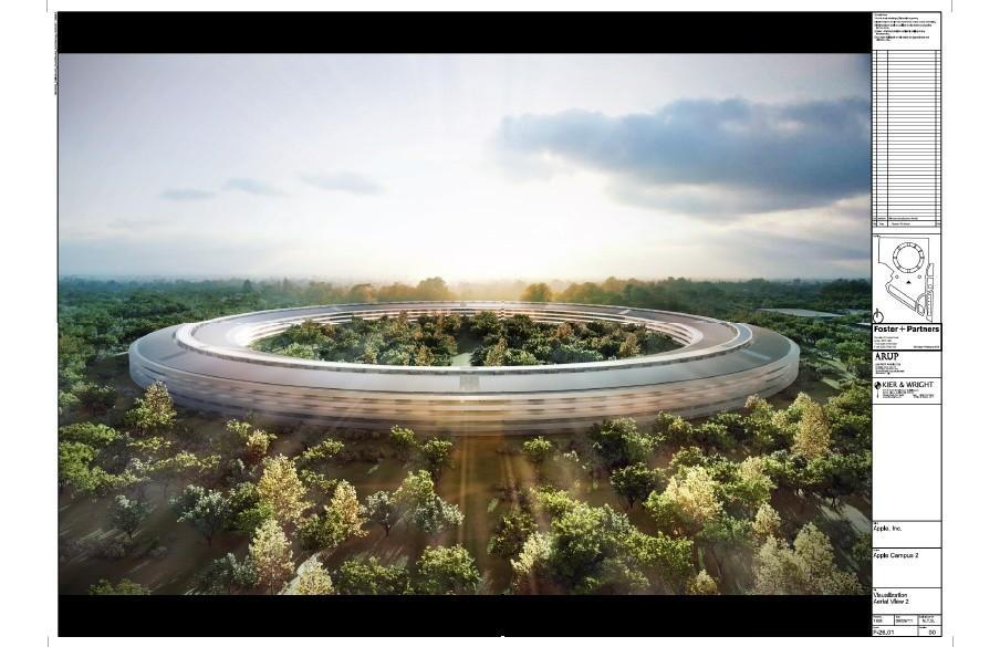 Apple's Spaceship campus