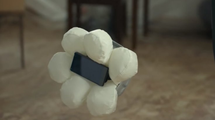 smartphone airbag