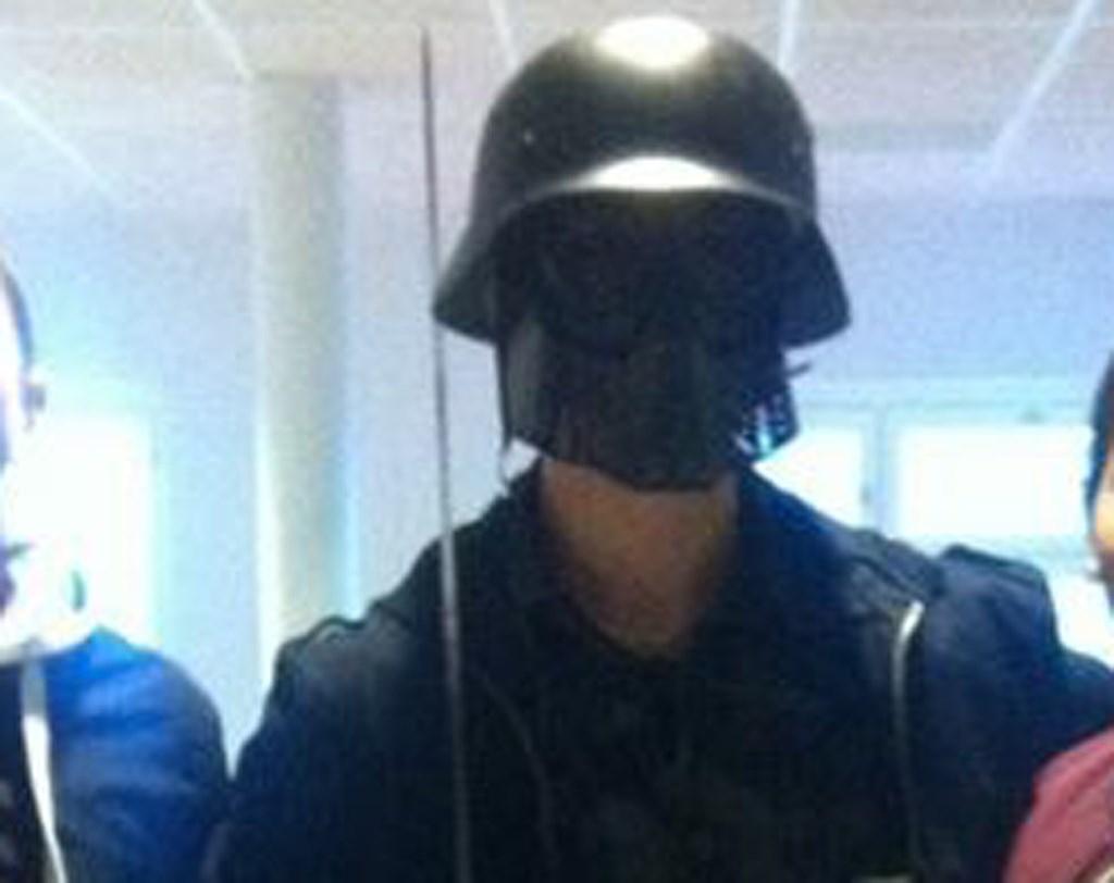 Trollhättan Sweden sword attacker