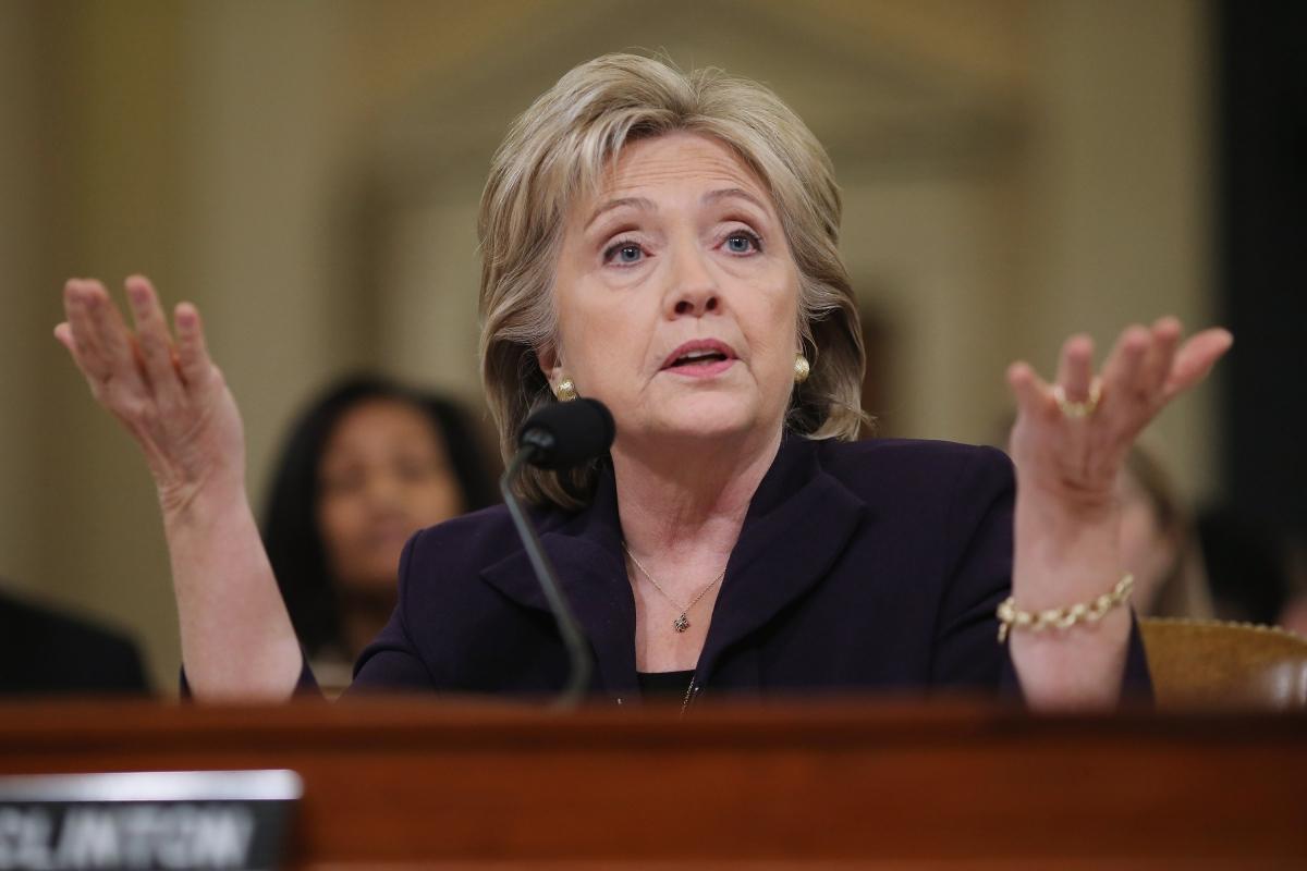 Hillary Clinton Testimony