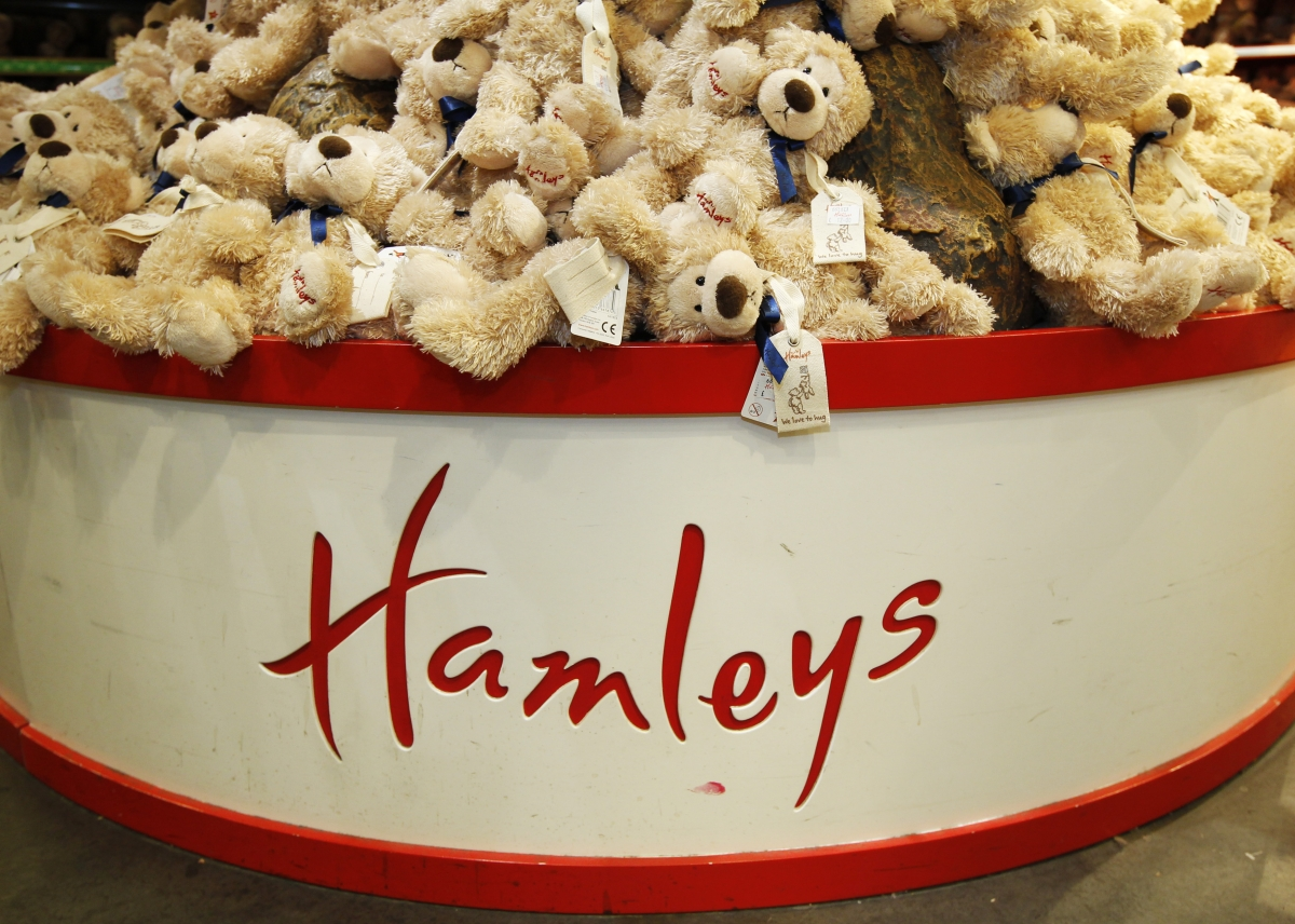 British toy retailer Hamleys to be acquired by HK-listed footwear retailer C.banner