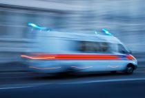 Car crash france Libourne