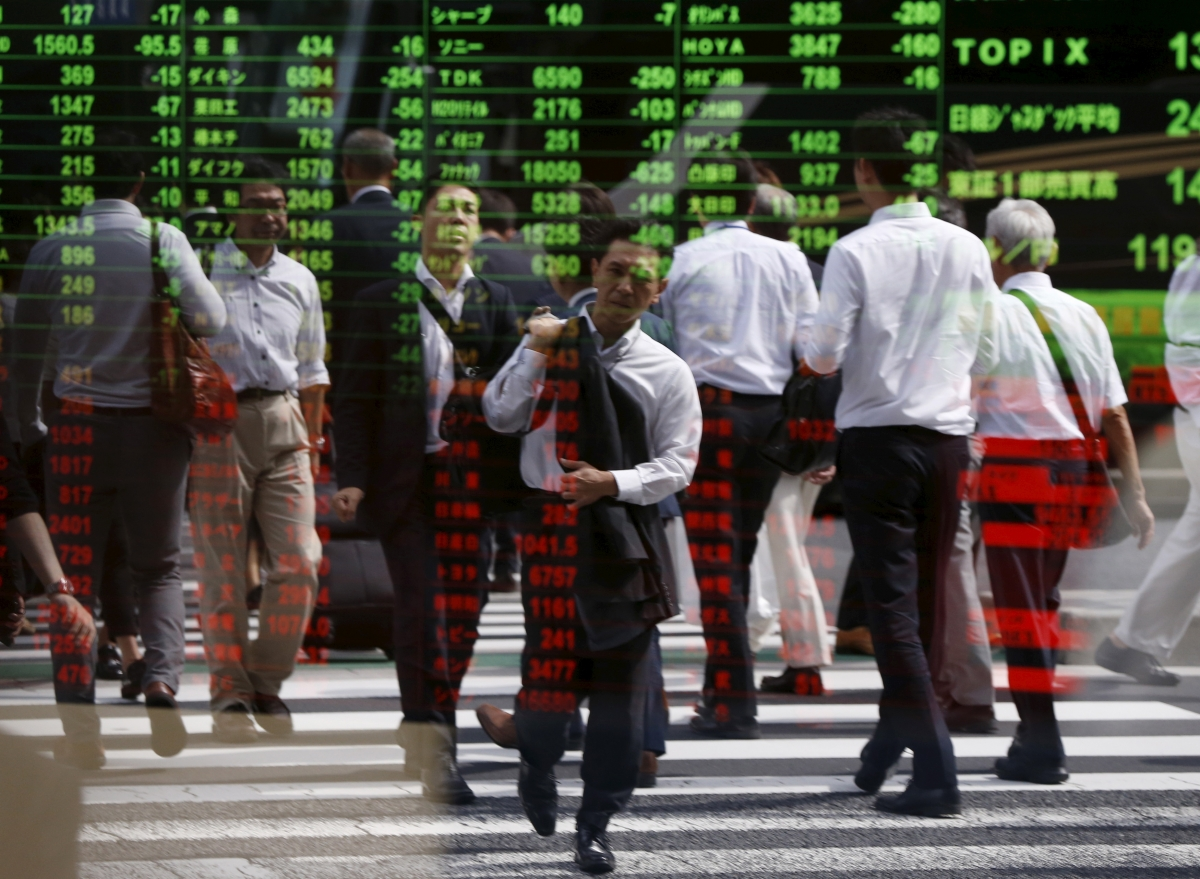 Asian markets trade higher in response to stimulus hopes from European Central Bank; oil prices too gain