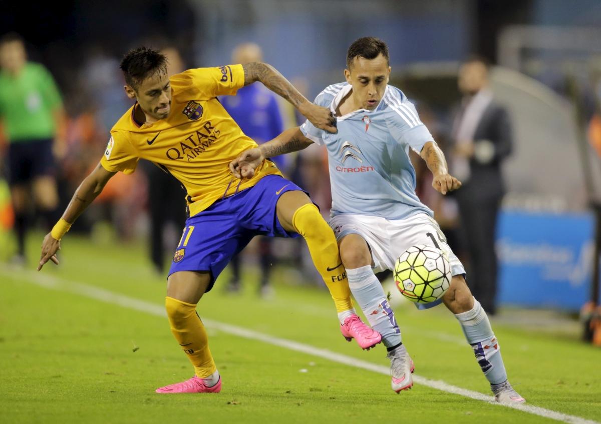 Neymar & Fabian Orellana