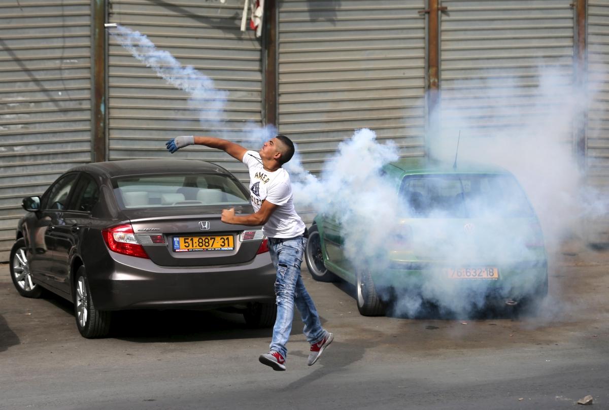 Israel Palestine violence
