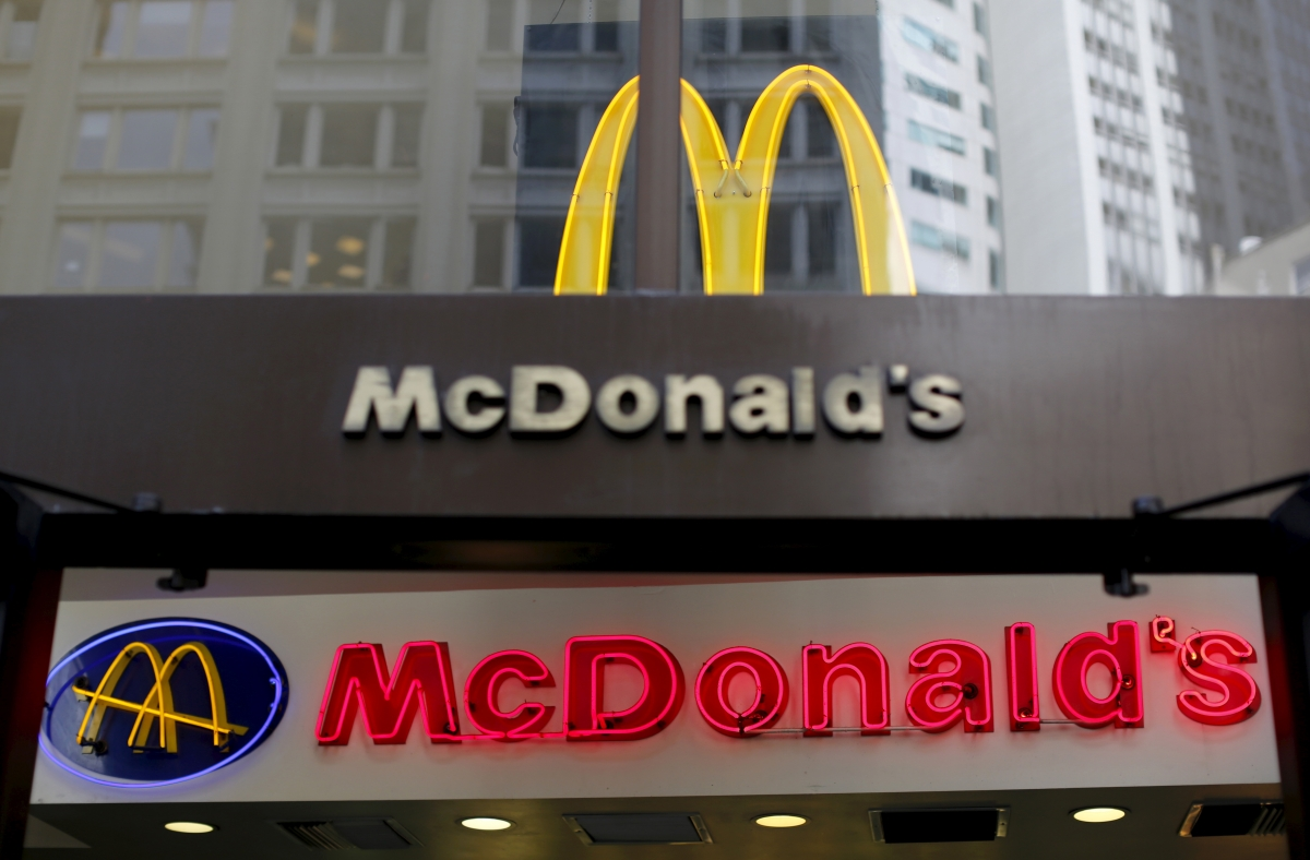 McDonald's turnaround plan helps it to post record US quarterly sales in 2 years, share price touches new high