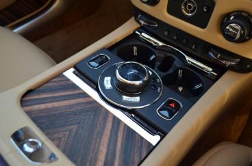 Rolls-Royce Wraith iDrive