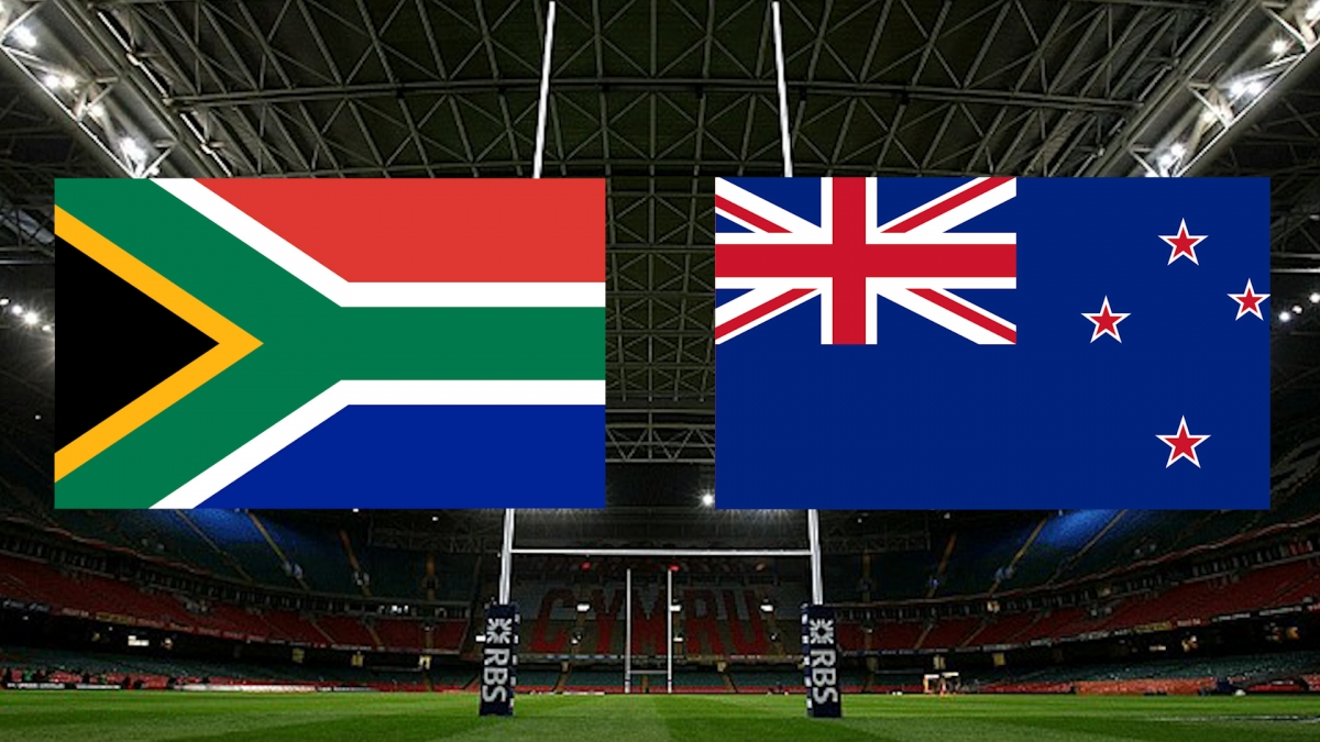 Rugby World Cup 2015 South Africa Vs New Zealand Kick Off