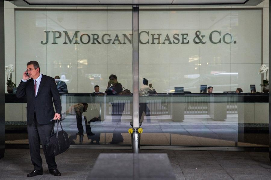 JP Morgan New York